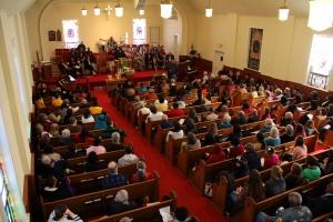 Chapel type service