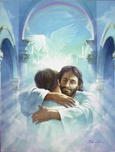 heavens embrace