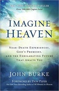 Imagine Heaven book cover