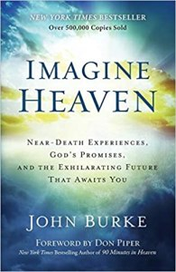 Imagine Heaven book cover